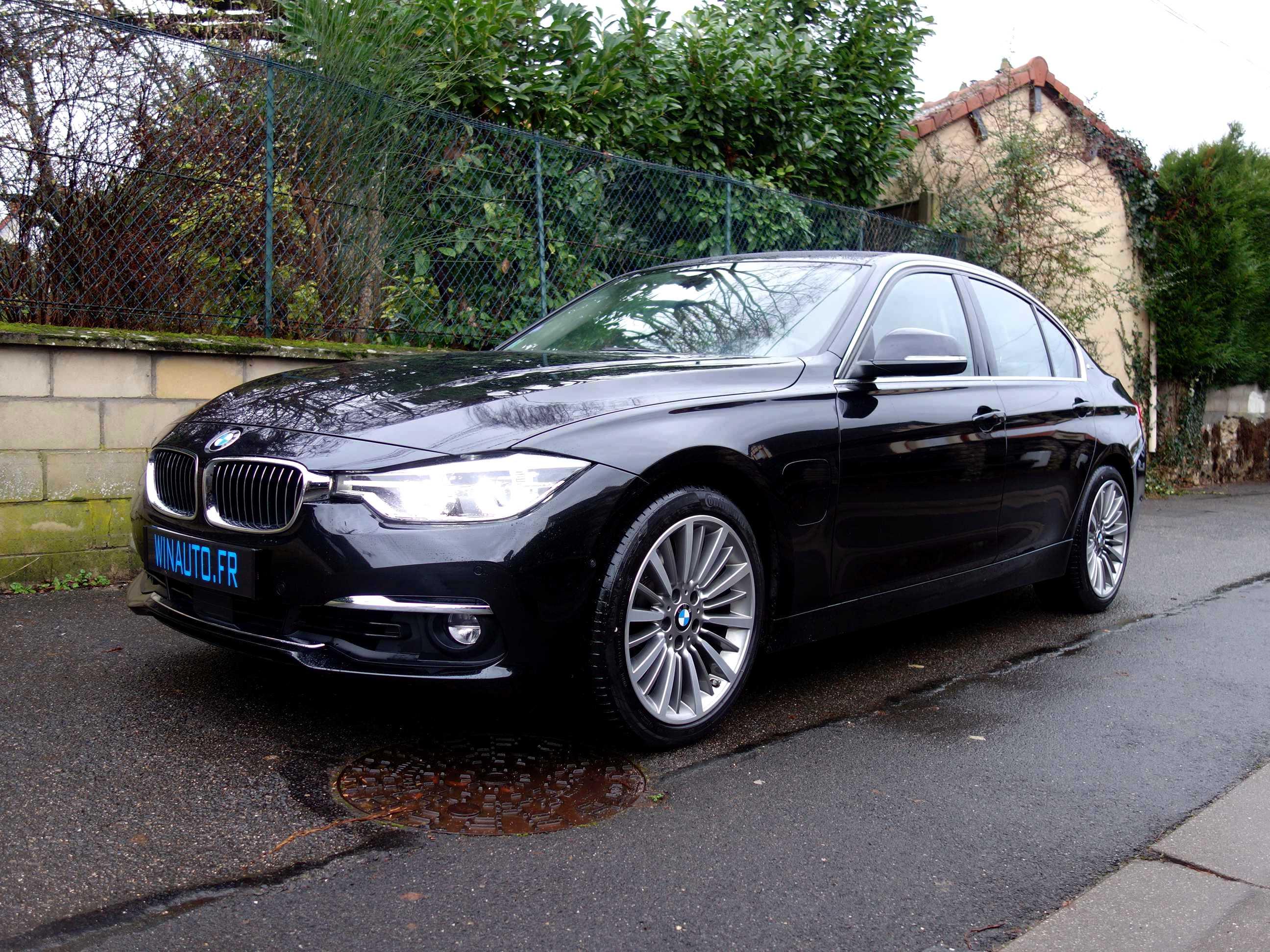 BMW 330e F30 252ch Luxury