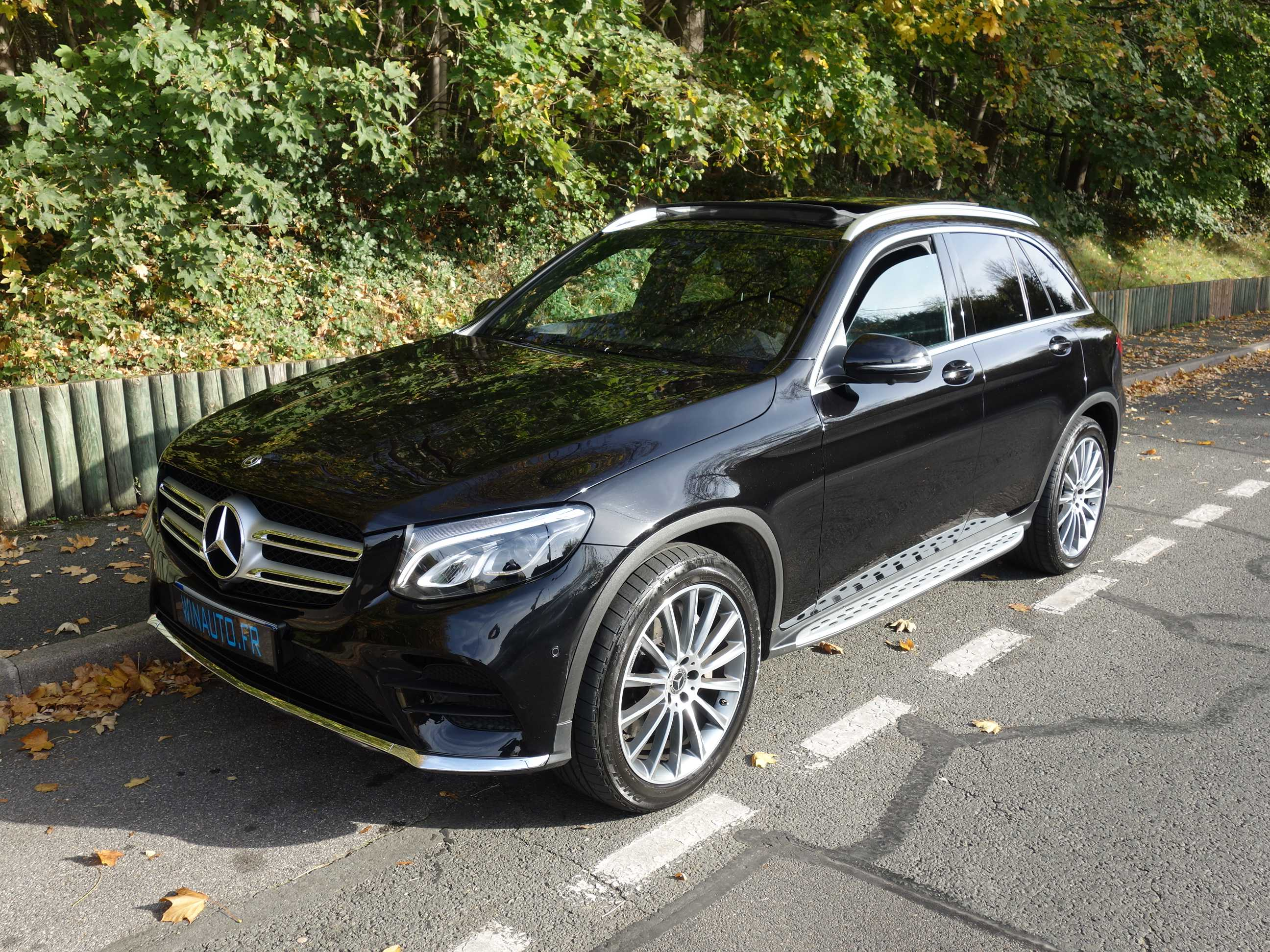 Mercedes GLC 250D Fascination AMG 4MATIC