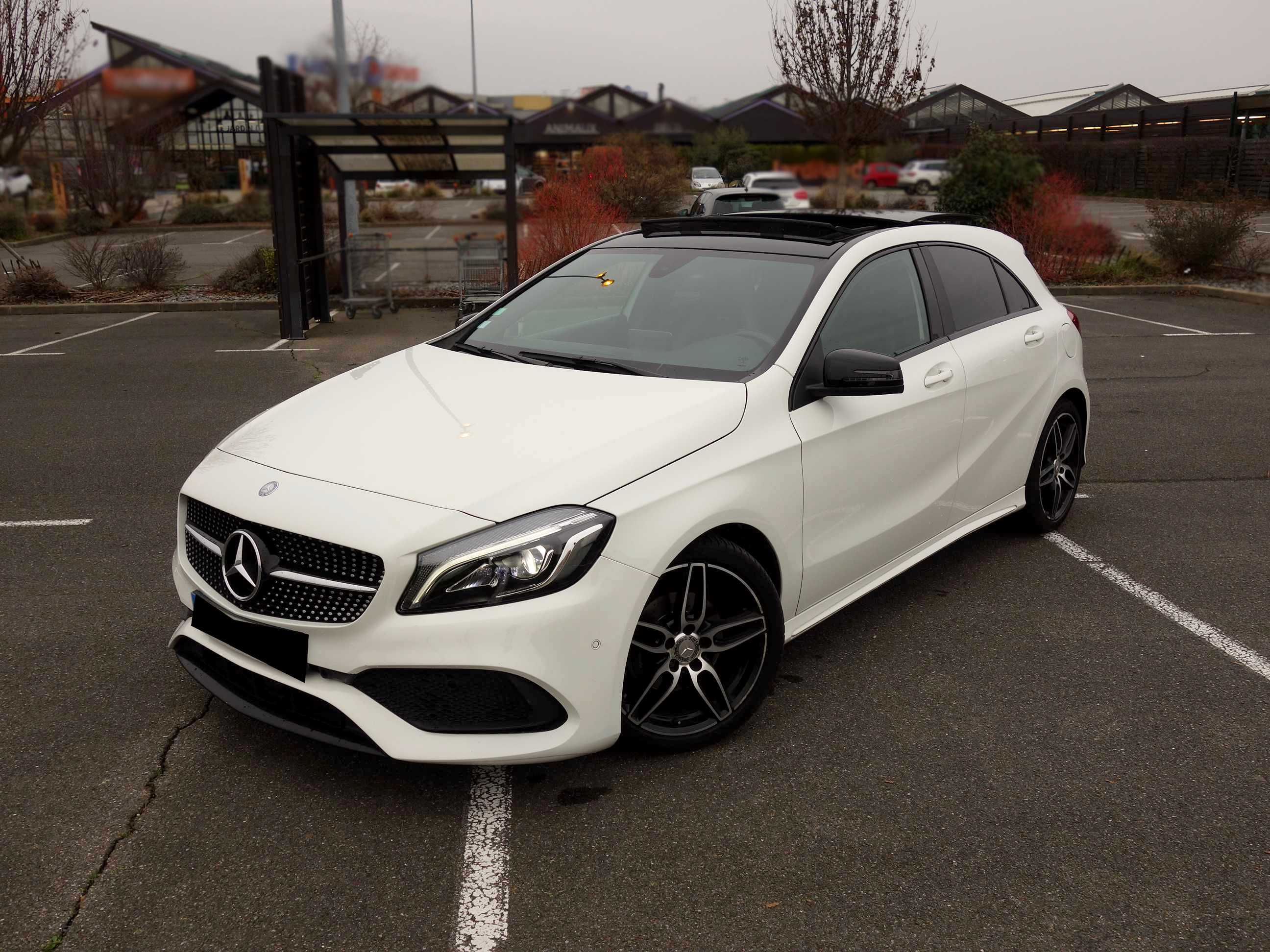 Mercedes Classe A 200 CDI Fascination Pack AMG