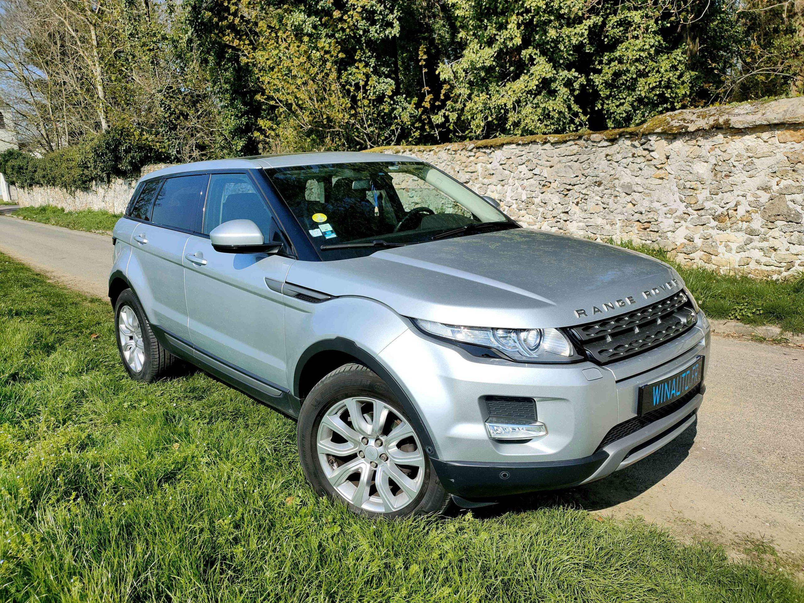 Range Rover Evoque Pure ED4 150ch 2WD