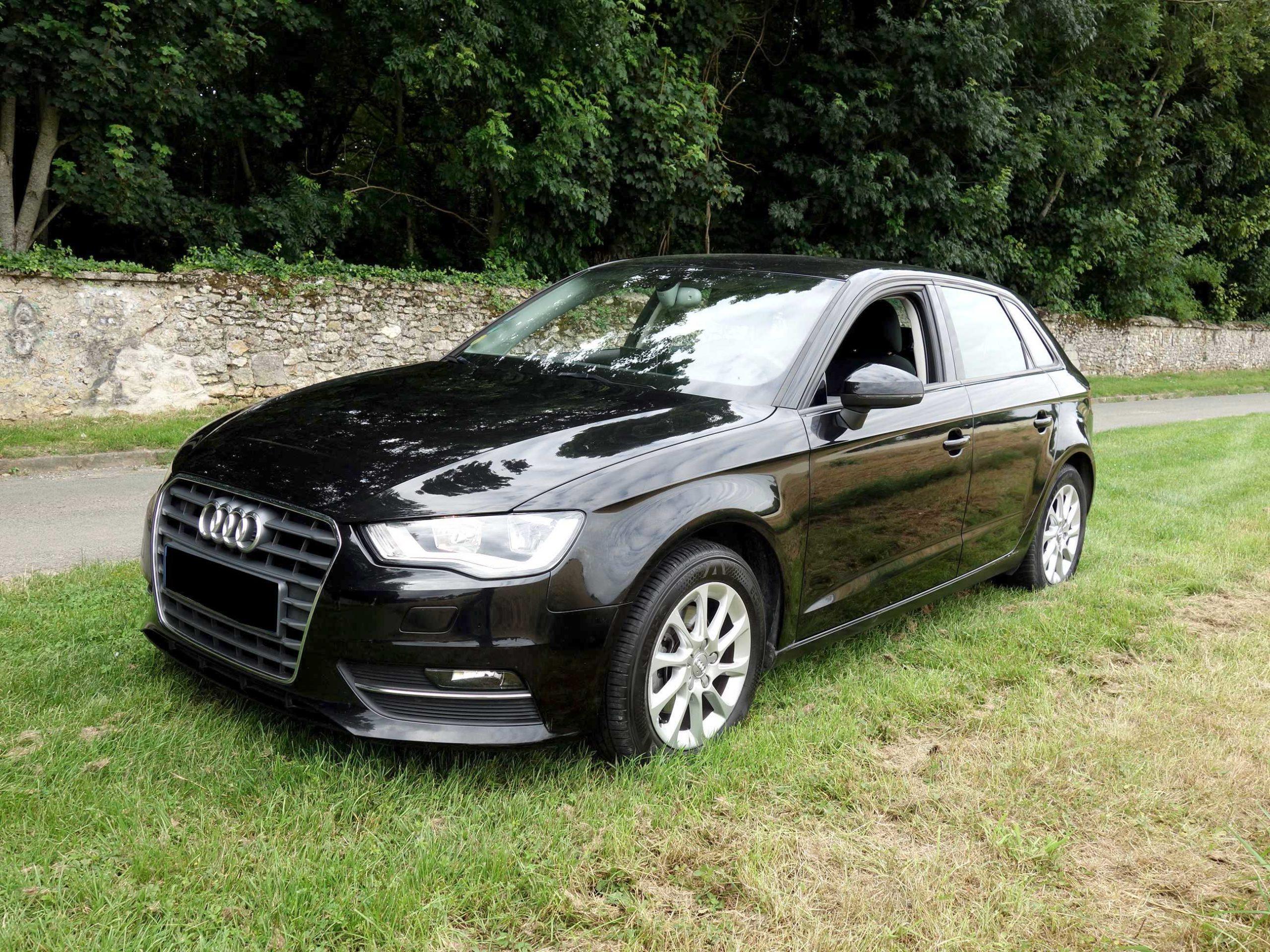 Audi A3 Sportback 1.6 TDI 105 S-tronic 7 Attraction
