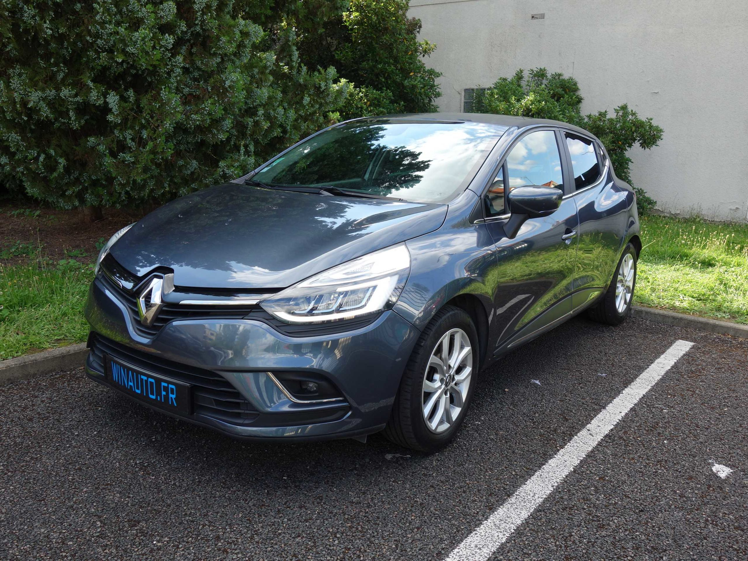 Renault Clio 4 TCE 120ch Intens