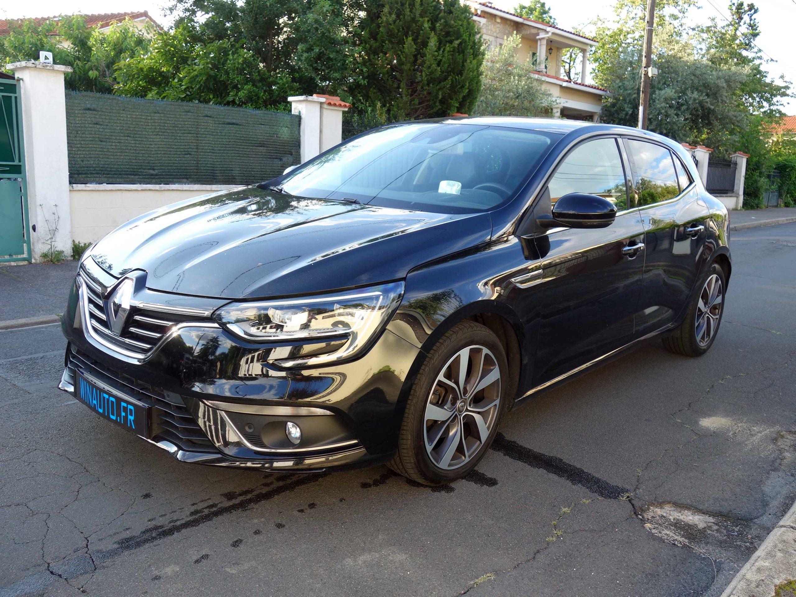 Renault Megane dCi 110ch Intens